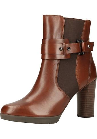 Geox High - Heel - Stiefelette »Nappaleder« kaufen