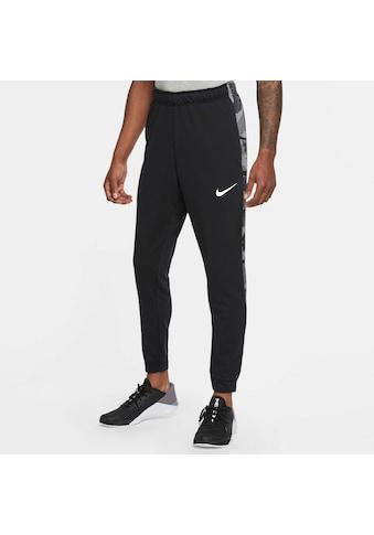Nike Jogginghose »DRI-FIT MENS TAPERED CAMO TRAINING PANTS« kaufen