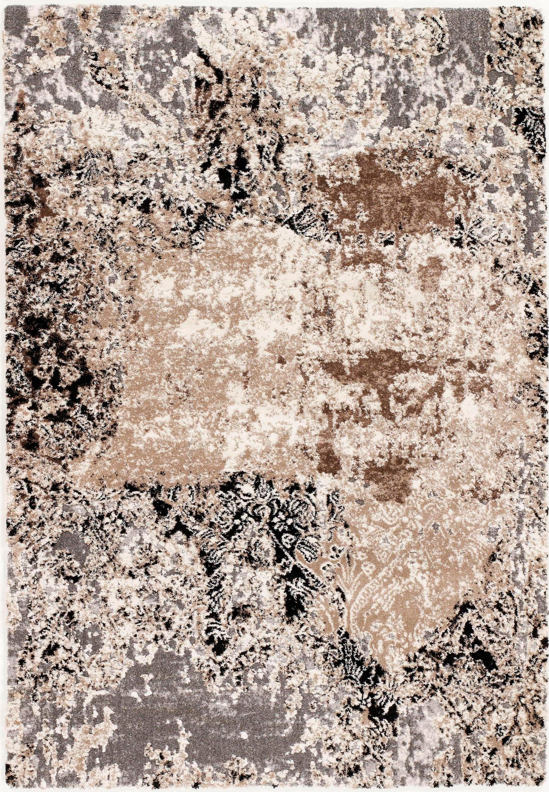 Teppich Juwel Dramatica OCI DIE TEPPICHMARKE rechteckig Höhe 20 mm maschinell gewebt