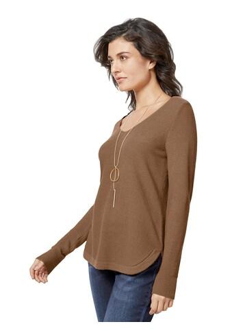 Creation L Pullover mit Merino - Wolle kaufen