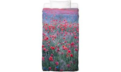 Bettwäsche »Poppy Seed Heaven«, Juniqe kaufen