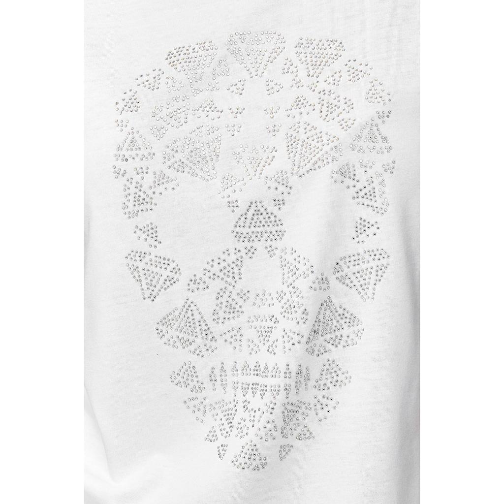 Decay T-Shirt, im lockeren Schnitt