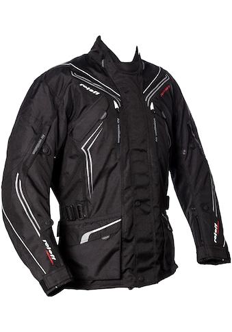 roleff Motorradjacke »Turin«, Mit Sicherheitsstreifen kaufen