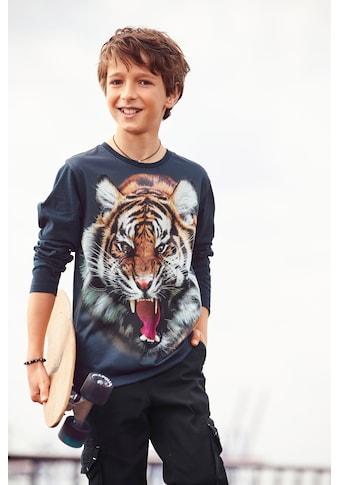 KIDSWORLD Langarmshirt »WILD TIGER« kaufen
