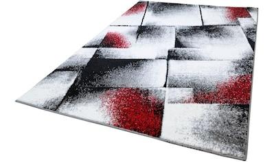Carpet City Teppich »Moda Carving 110«, rechteckig, 11 mm Höhe, Wohnzimmer kaufen
