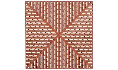 Bergo Flooring Klickfliesen-Kantenleiste, für Kunststofffliesen in Terra kaufen