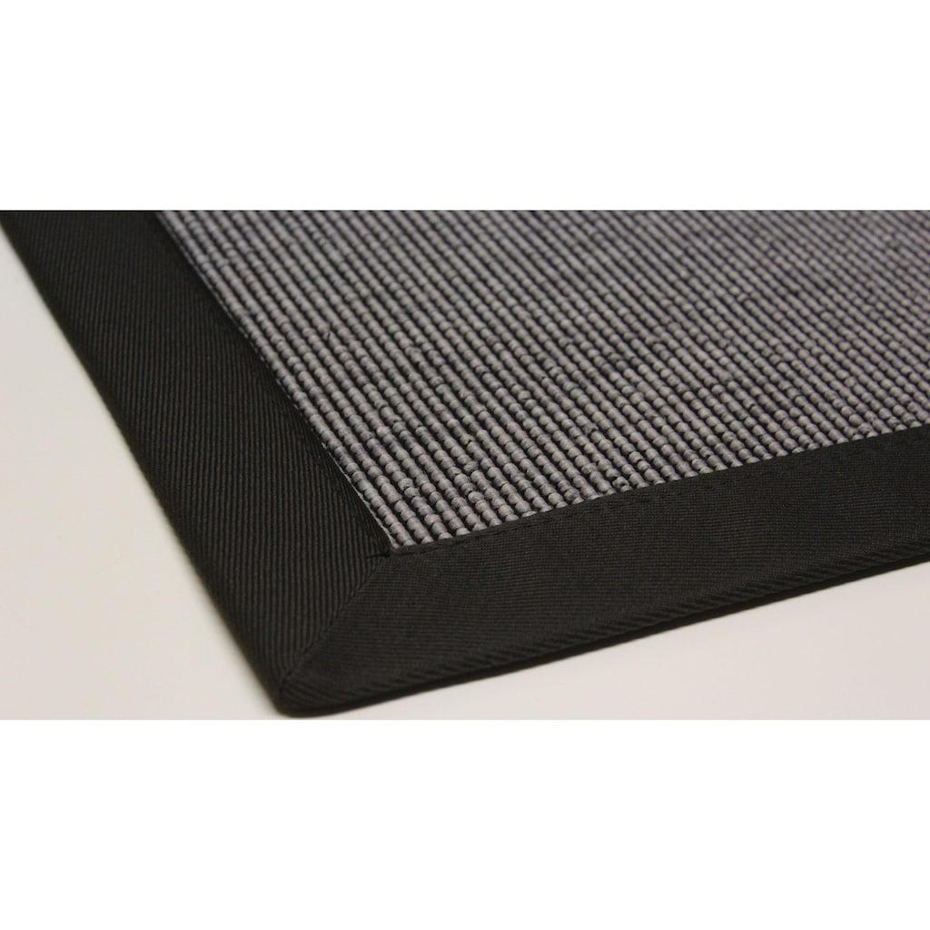 Teppich, »Naturana Rips«, Dekowe, rechteckig, Höhe 8 mm, maschinell gewebt