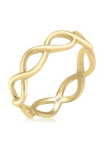 Elli Fingerring »Infinity Trend 375 Gelbgold« kaufen