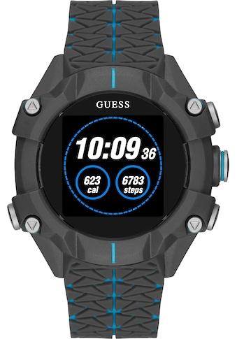 GUESS CONNECT REX, C3001G3 Smartwatch (Wear OS by Google) kaufen