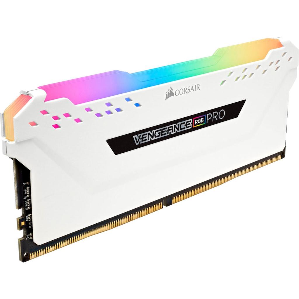 Corsair Arbeitsspeicher »Vengeance RGB PRO 32GB (2x16GB) DDR4 3200 MHZ«