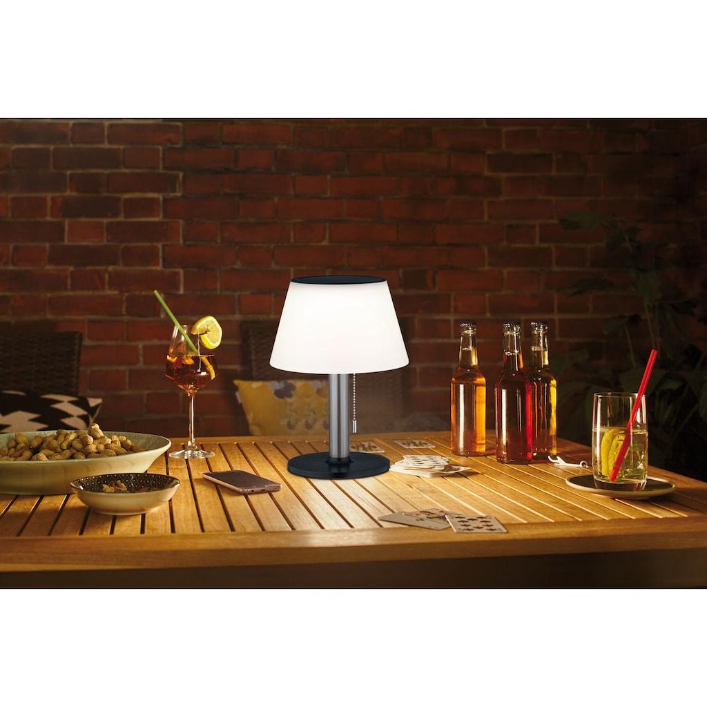 Paulmann LED Außen-Tischleuchte »Lillesol«, LED-Board, 1 St., Warmweiß, Solar, dimmbar