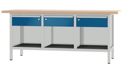 PADOR Werkbank »31 S 111/20 R«, Höhe: 85,5 cm kaufen