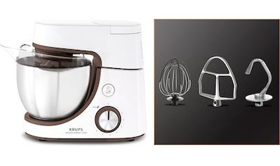 Krups Küchenmaschine »Master Perfect Duo KA51K1«, 1100 W, 4,6 l Schüssel, Backen mit... kaufen