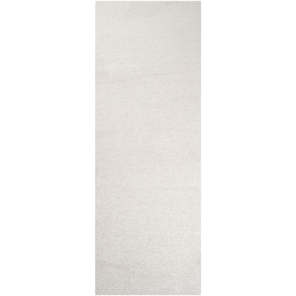 Living Line Läufer »Buffalo«, rechteckig, 15 mm Höhe, Teppich-Läufer, Velours, Uni-Farben
