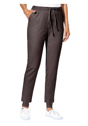 Casual Looks Hose in leichter atmungsaktiver Qualität kaufen