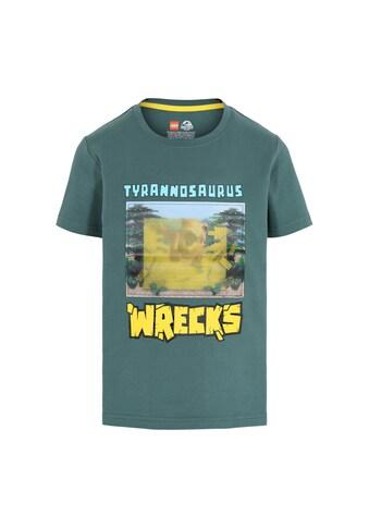"""LEGO® Wear Kurzarmshirt »M12010107«, """" mit einem TYRANNOSAURUS"""" kaufen"""