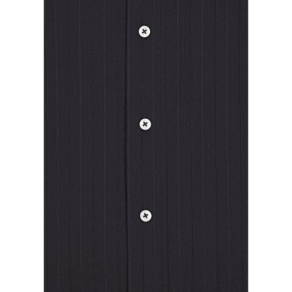 Jan Vanderstorm Kurzarmhemd »JORMA«, aus elastischem Material
