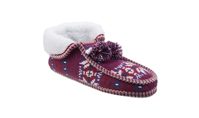 Divaz Hausschuh »Damen Lapland Strick e« kaufen