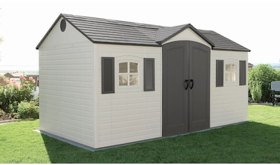 LIFETIME Kunststoffhaus »Garten Villa«, BxT: 457x244 cm, 26 mm kaufen