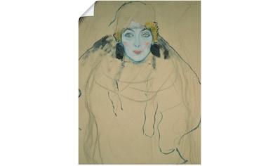 Artland Wandbild »Frauenkopf. 1918« kaufen