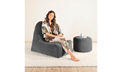 Sitting Point Sitzsack »Boogie Cordone«, Kord kaufen