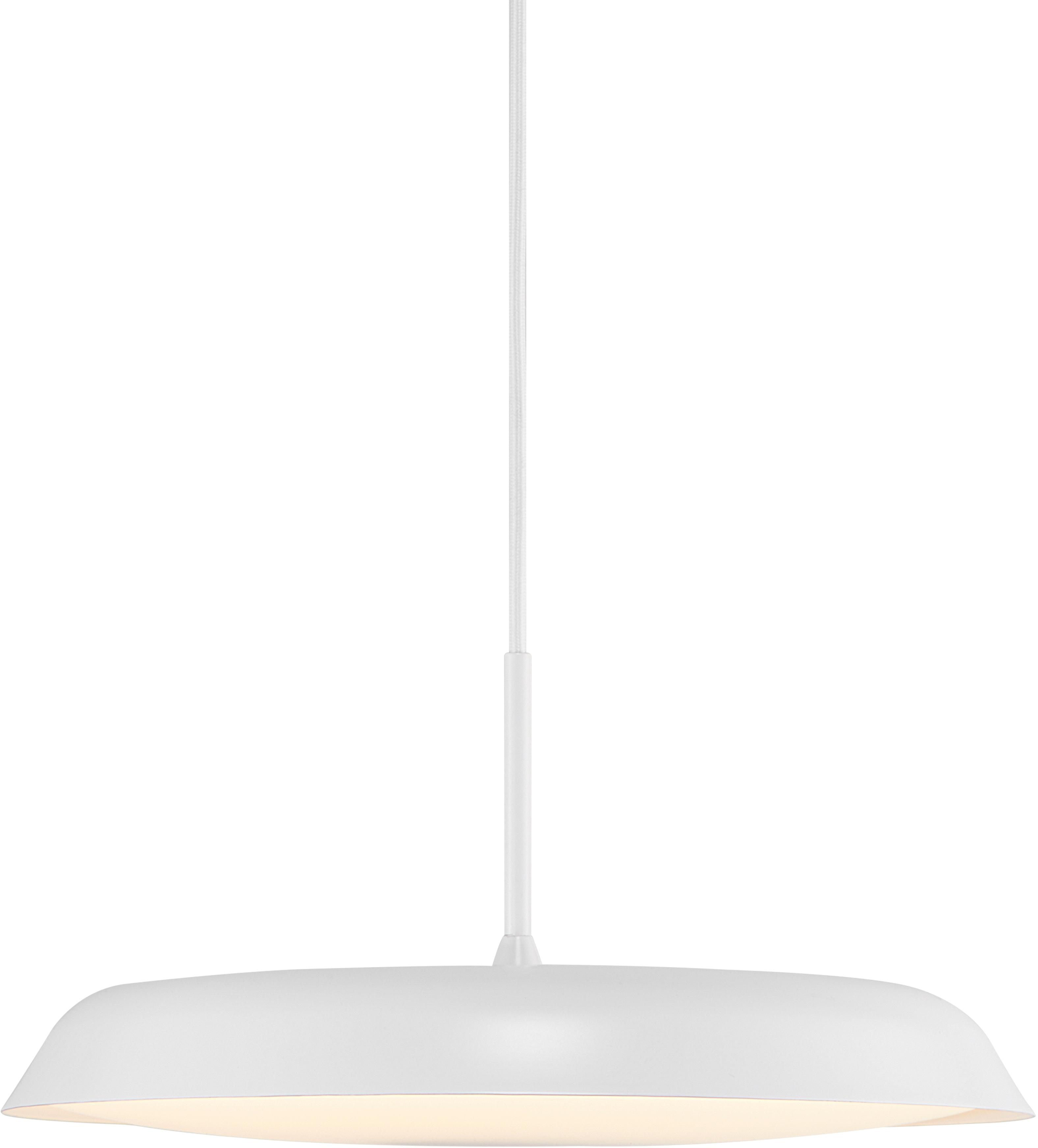 Nordlux LED Pendelleuchte PISO, LED-Modul, Hängeleuchte, inkl. LED Modul, inkl. Farbwechsel, 5 Jahre LED Garantie