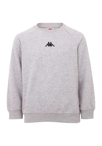 Kappa Sweatshirt »AUTHENTIC VAMKO KIDS«, mit kleiner Logoaussage auf der Front<br /> kaufen