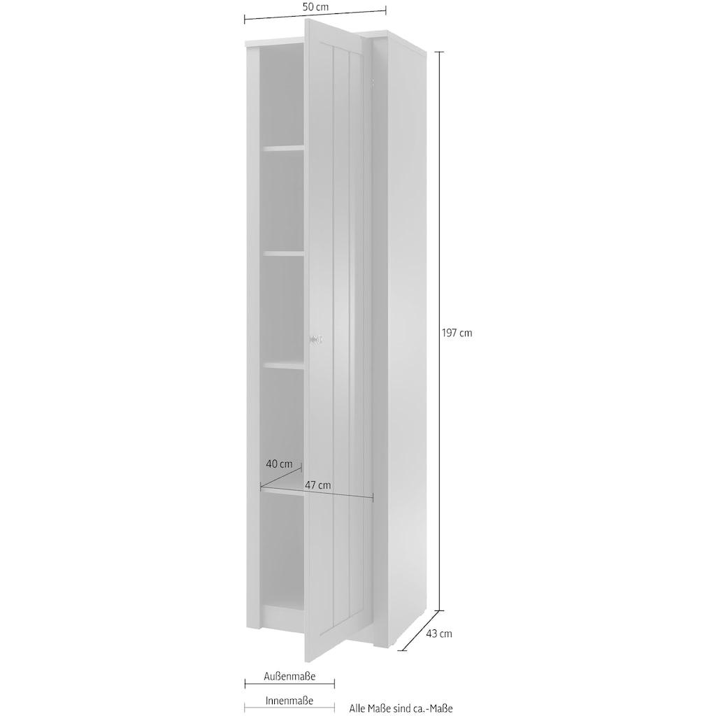 Home affaire Stauraumschrank »Askot«, Höhe 197 cm