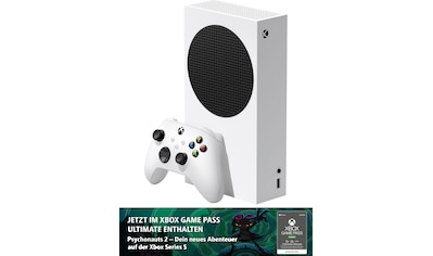 Xbox Konsole »Series S« kaufen