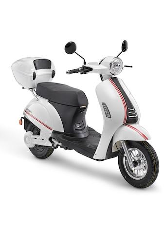 Luxxon E-Motorroller »E3100 LI 25 km/h«, 2000 W, 25 km/h, Euro 4, 65 km, 2,7 PS kaufen