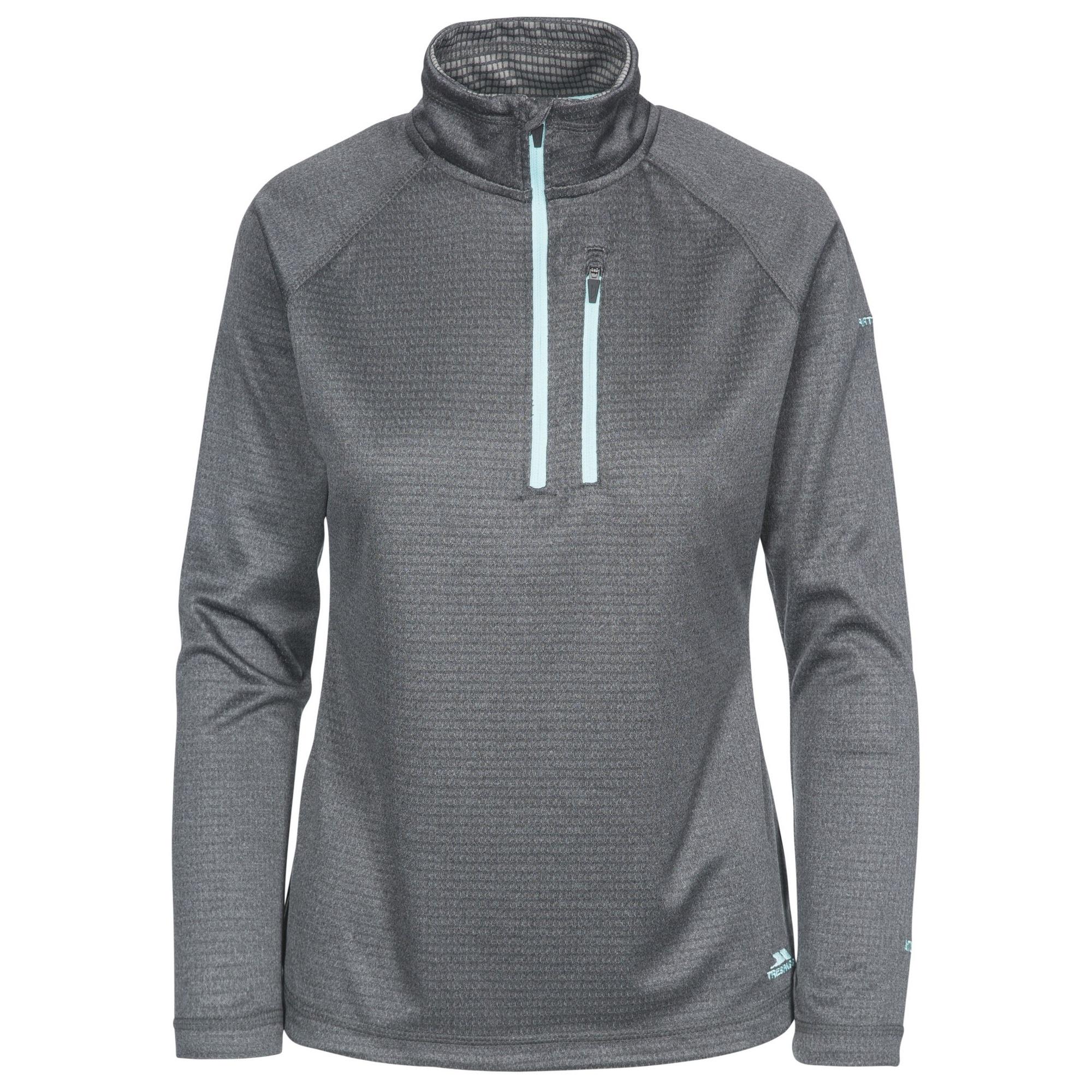 Trespass Fleeceshirt | Bekleidung > Sweatshirts & -jacken > Fleeceshirts | Grau | Trespass