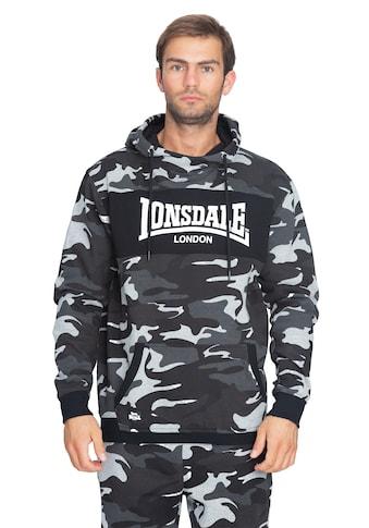 Lonsdale Kapuzensweatshirt mit hohem Tragekomfort »Dulwich« kaufen
