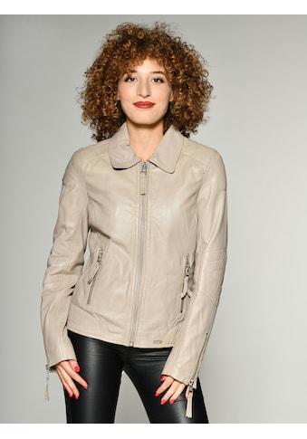 Maze Lederjacke mit Hemdkragen »Koga« kaufen