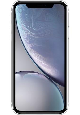 """Apple iPhone XR 6,1"""" 64 GB Smartphone (15,5 cm / 6,1 Zoll, 64 GB, 12 MP Kamera) kaufen"""