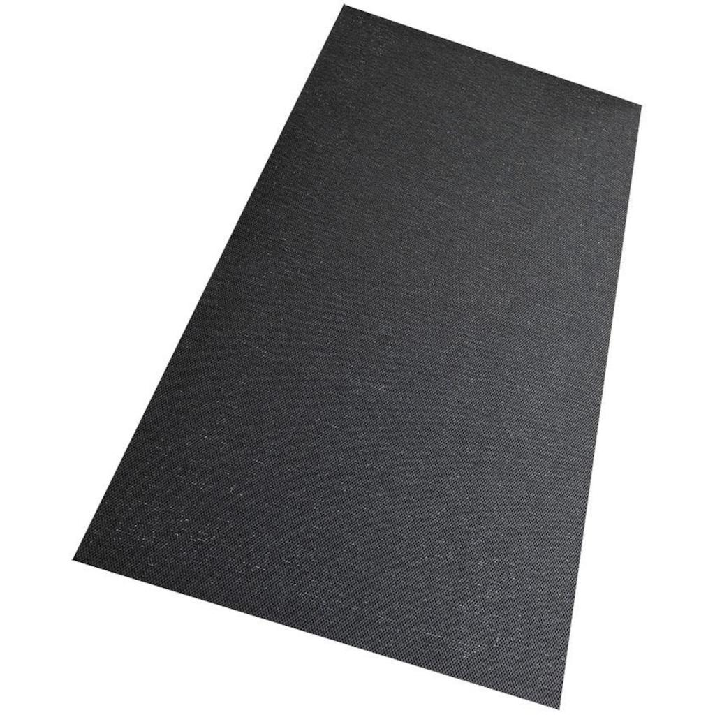 Living Line Teppich »Sahara«, rechteckig, 5 mm Höhe, Flachgewebe, Sisal-Optik, Wohnzimmer