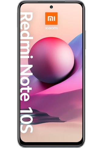 """Xiaomi Smartphone »Redmi Note 10S«, (16,3 cm/6,43 """", 64 GB Speicherplatz, 64 MP Kamera) kaufen"""