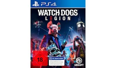 UBISOFT Spiel »Watch Dogs: Legion«, PlayStation 4 kaufen