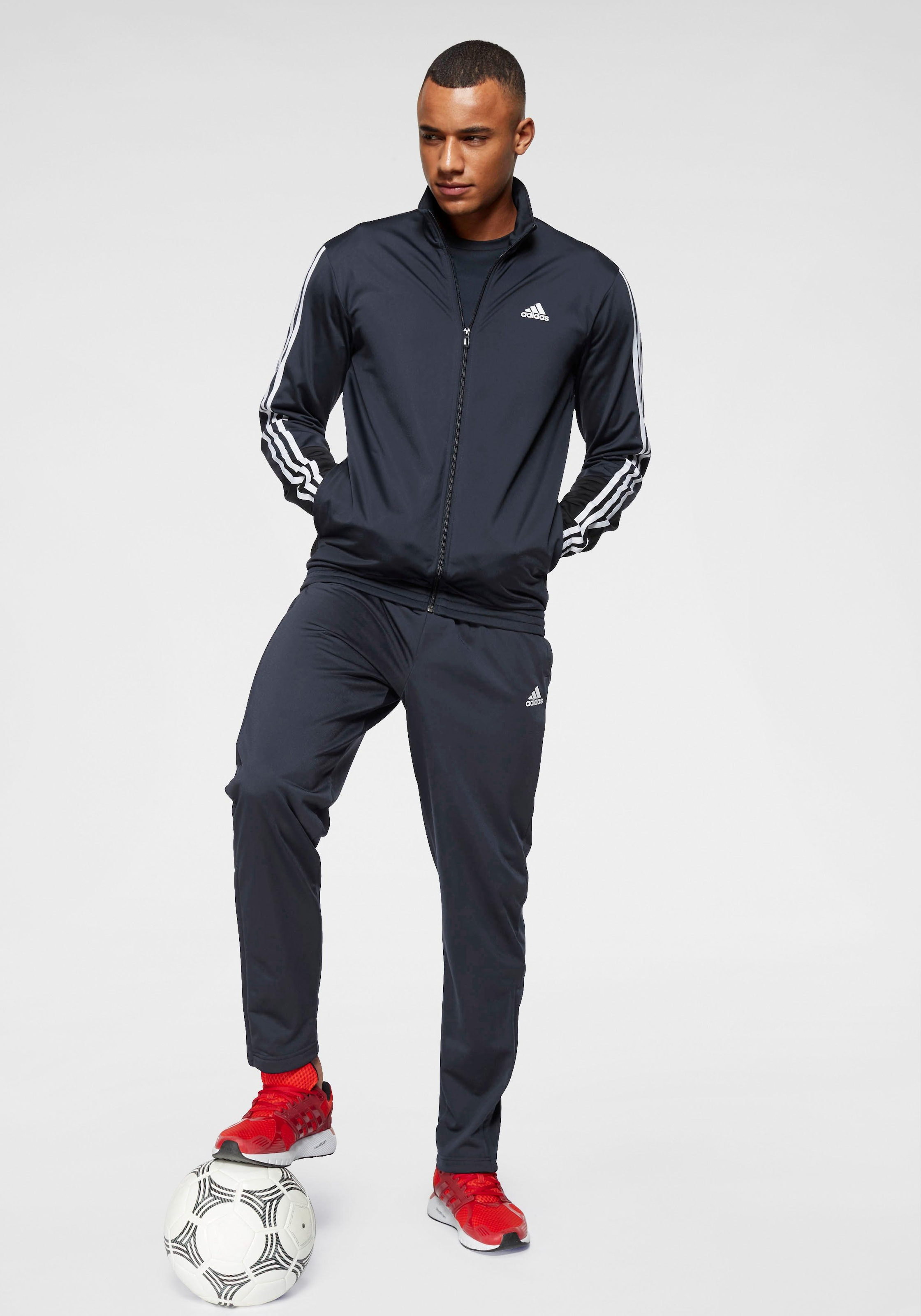 adidas Performance Trainingsanzug »PES COSY TS« (Set, 2 tlg
