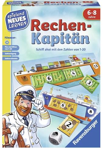 Ravensburger Spiel »Rechen-Kapitän«, Made in Europe, FSC® - schützt Wald - weltweit kaufen