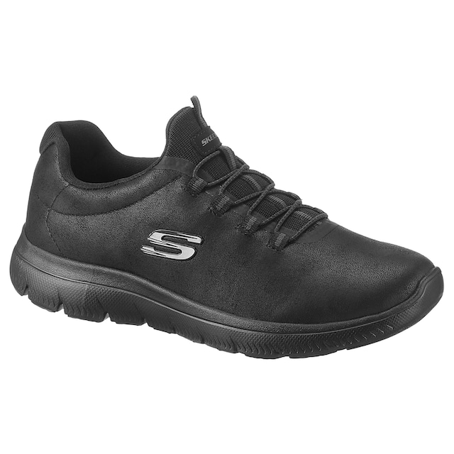 Skechers Slip-On Sneaker »SUMMITS - ITZ BAZIK«
