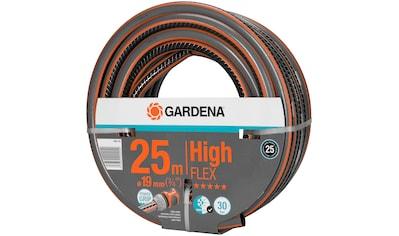 """GARDENA Gartenschlauch »Comfort HighFLEX, 18083 - 20«, 19 mm (3/4""""), 25 Meter kaufen"""
