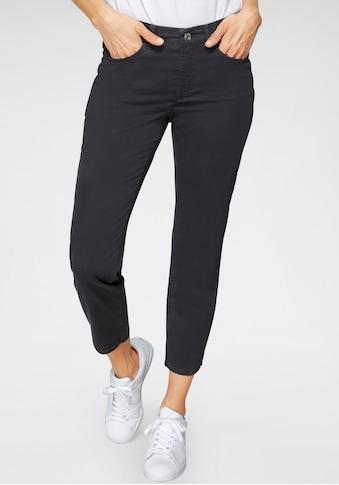MAC 7/8-Jeans »Angela 7/8 cotton«, Coole Destroyed-Effekte kaufen