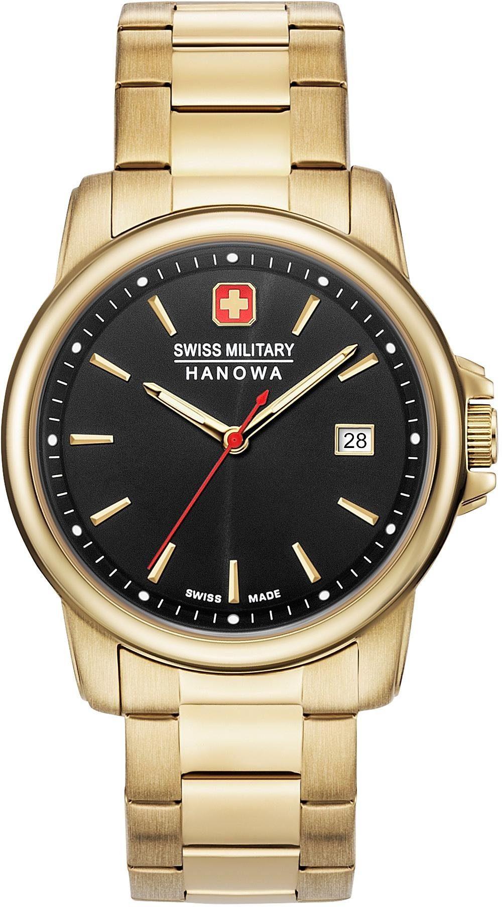 Swiss Military Hanowa Schweizer Uhr SWISS RECRUIT II 06-5230702007 | Uhren > Schweizer Uhren | Swiss Military Hanowa