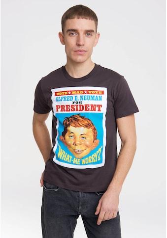 LOGOSHIRT T-Shirt, mit Alfred E. Neuman-Motiv kaufen