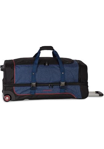 WORLDPACK Reisetasche »blau«, mit Rollen kaufen