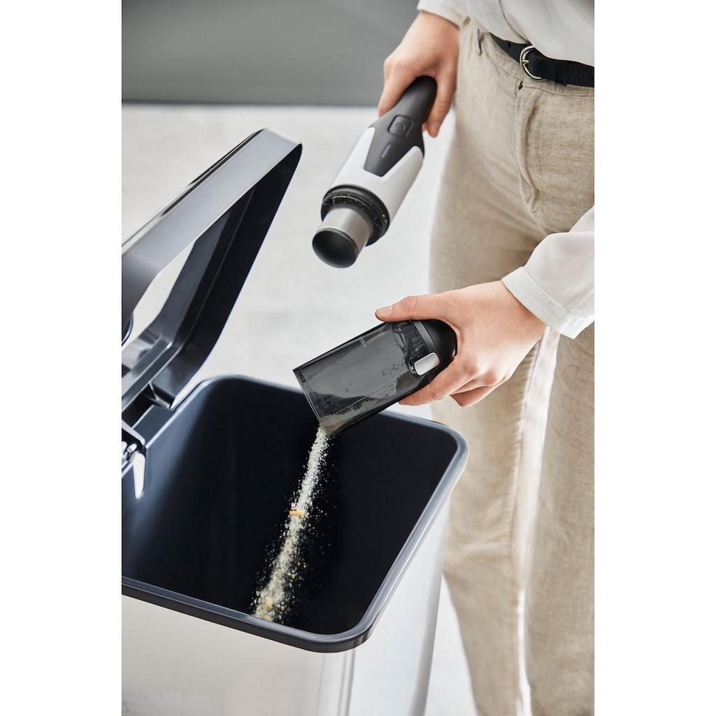 Rowenta Akku-Handstaubsauger »X-Touch AC9736«, Kompakt und Leicht; Digitaler Motor; Lade- Und Aufbewahrungsstation