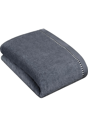 Esprit Duschtuch »Box Solid«, (1 St.), mit Bordüre kaufen