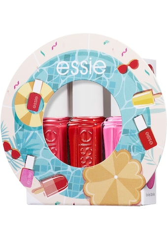 essie Nagellack-Set »Mini Trio Geschenkset Orange- und Rosatöne«, (3 tlg.) kaufen