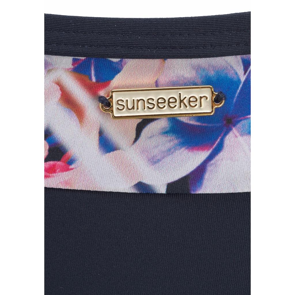 Sunseeker Bikini-Hose »Nany«, Höher geschnittene Form