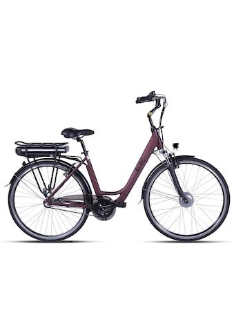 LLobe E-Bike »Metropolitan JOY rot 8 Ah« kaufen
